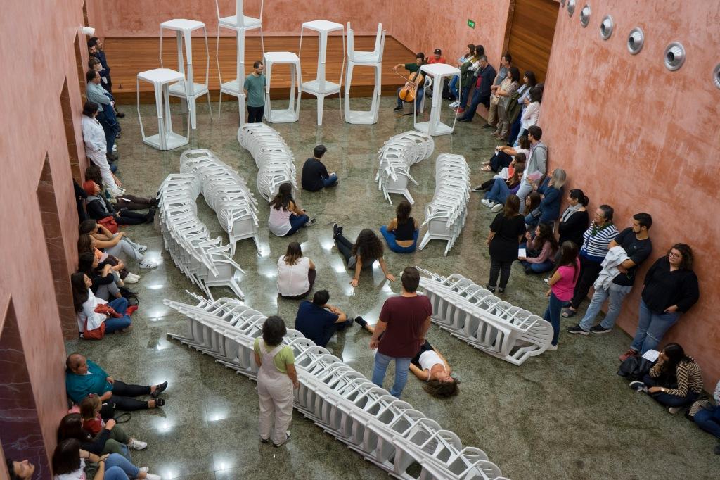 Relações Públicas, 2017, Joclécio Azevedo ©Margarida Ribeiro