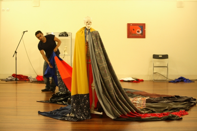 Uma peça encomendada, 2009, Joclécio Azevedo ©Susana Neves